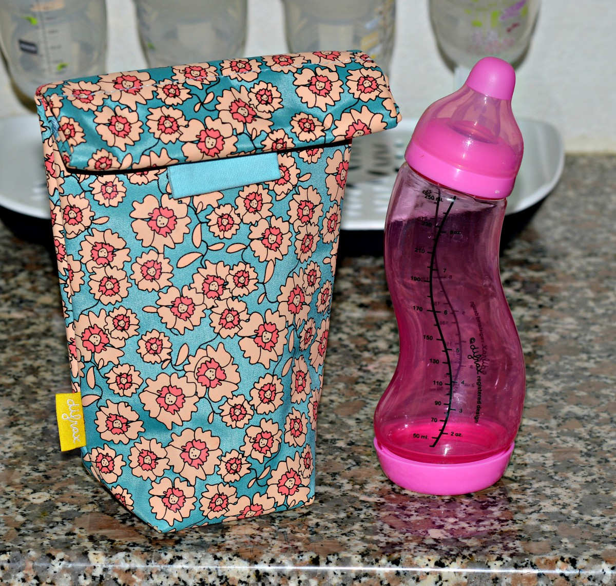 Difrax insulated bottle bag