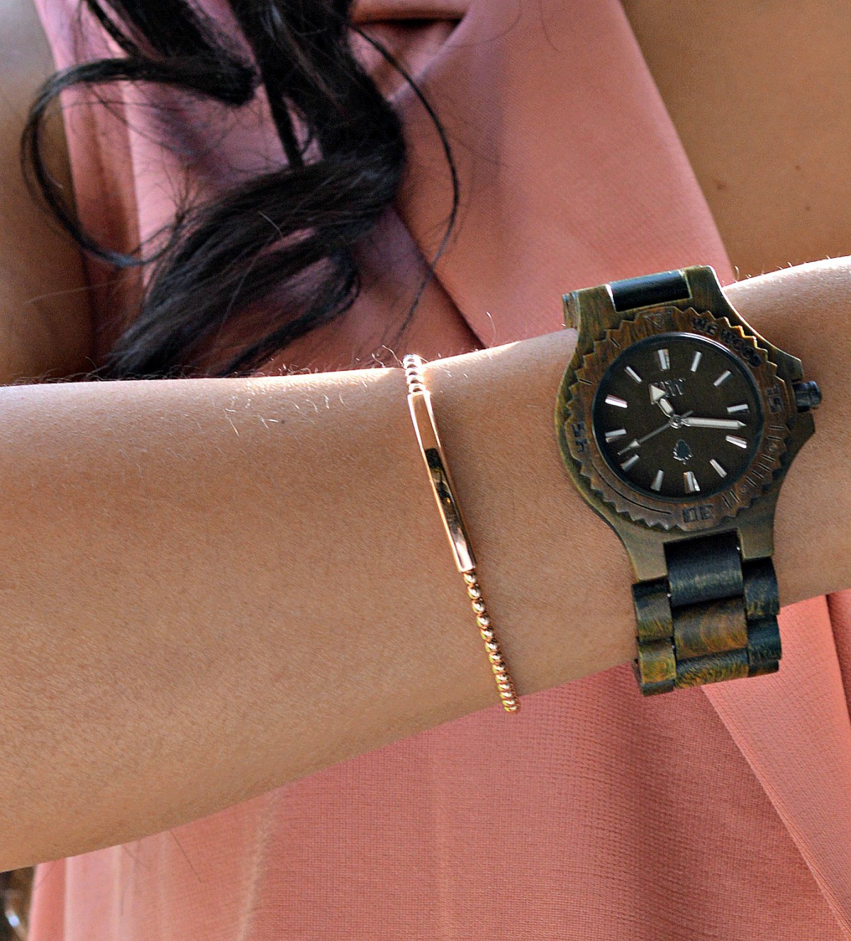 wood watch WeWood/ currently wearing