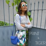 Tiger and Print