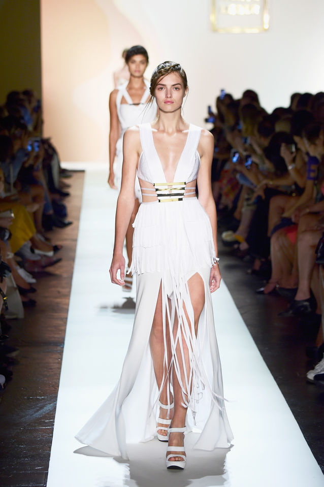 Hervé Léger SS 2016_Currently Wearing