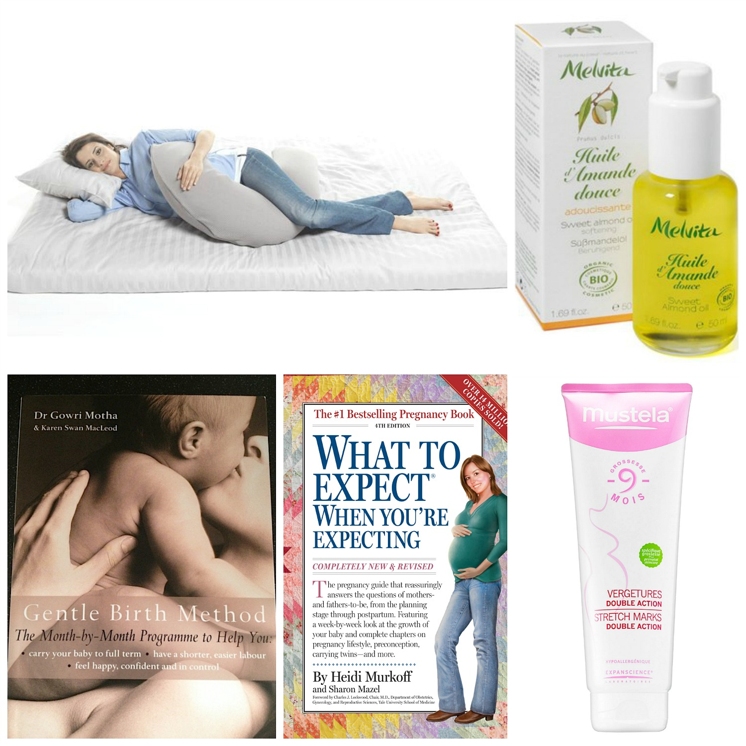 pregnancy must-haves / Currently Wearing