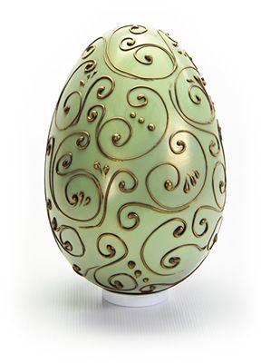 chocolate egg 12