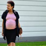 CASUAL STYLE AT 39 WEEKS