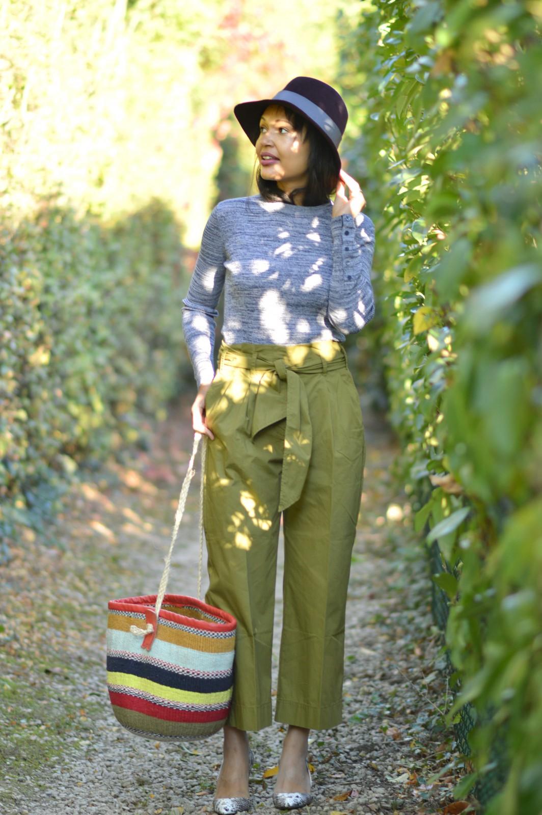Grey sweater_Jcrew_Blog mode suisse