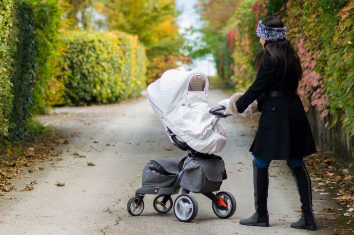 stokke- stroller -winter-kit-pearl-white