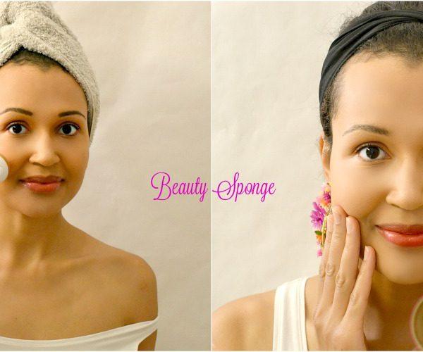 Braun FaceSpa Beauty sponge makeup