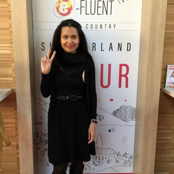 swiss blogger diary e-ffluent 5 spot Paris