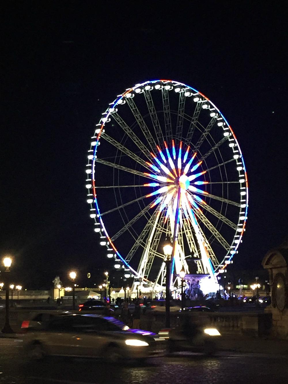 diary e-ffluent 5 spot Paris