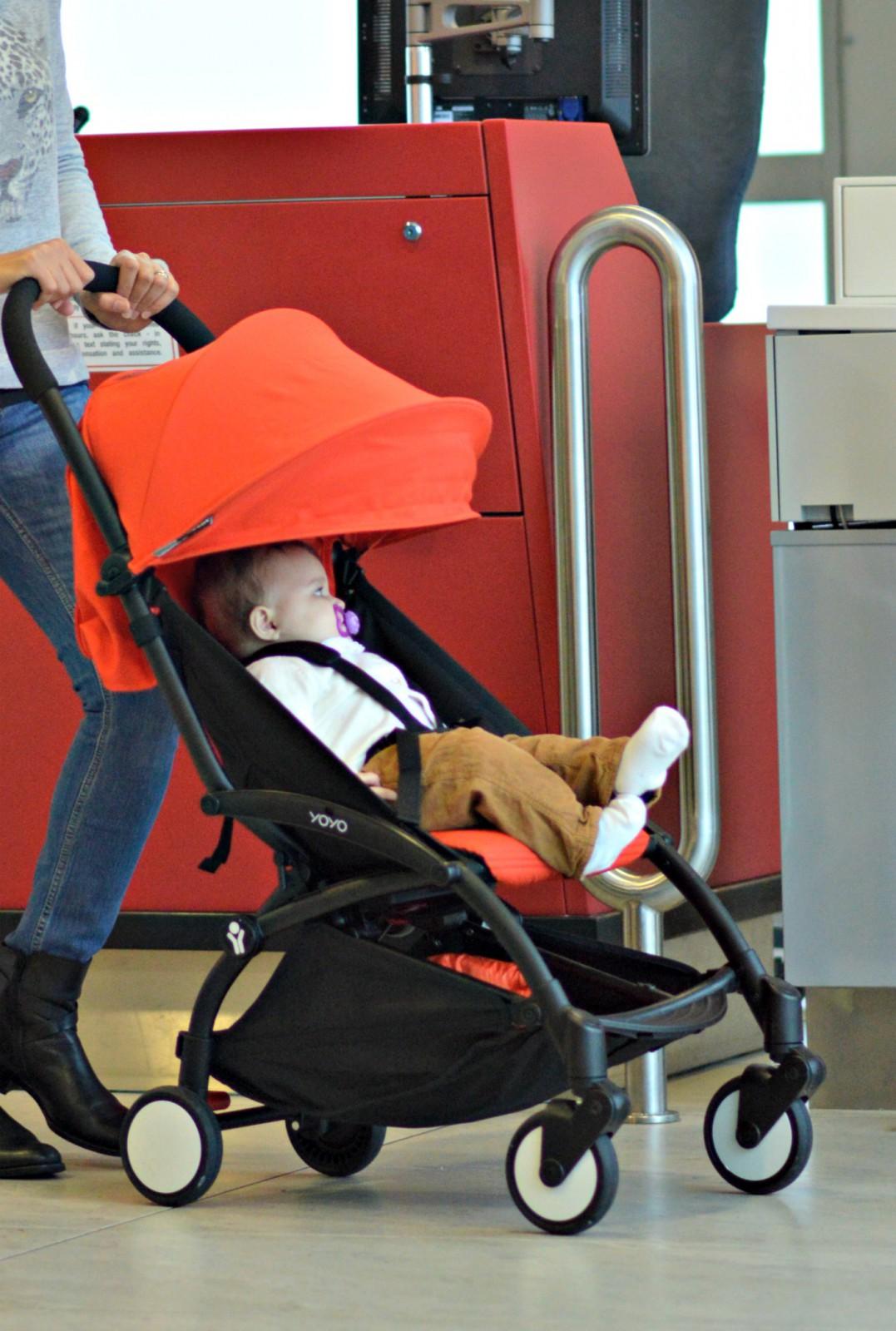 stroller/ babyzen/ currently wearing