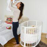 Convertible Baby Crib Stokke Sleepi Bed