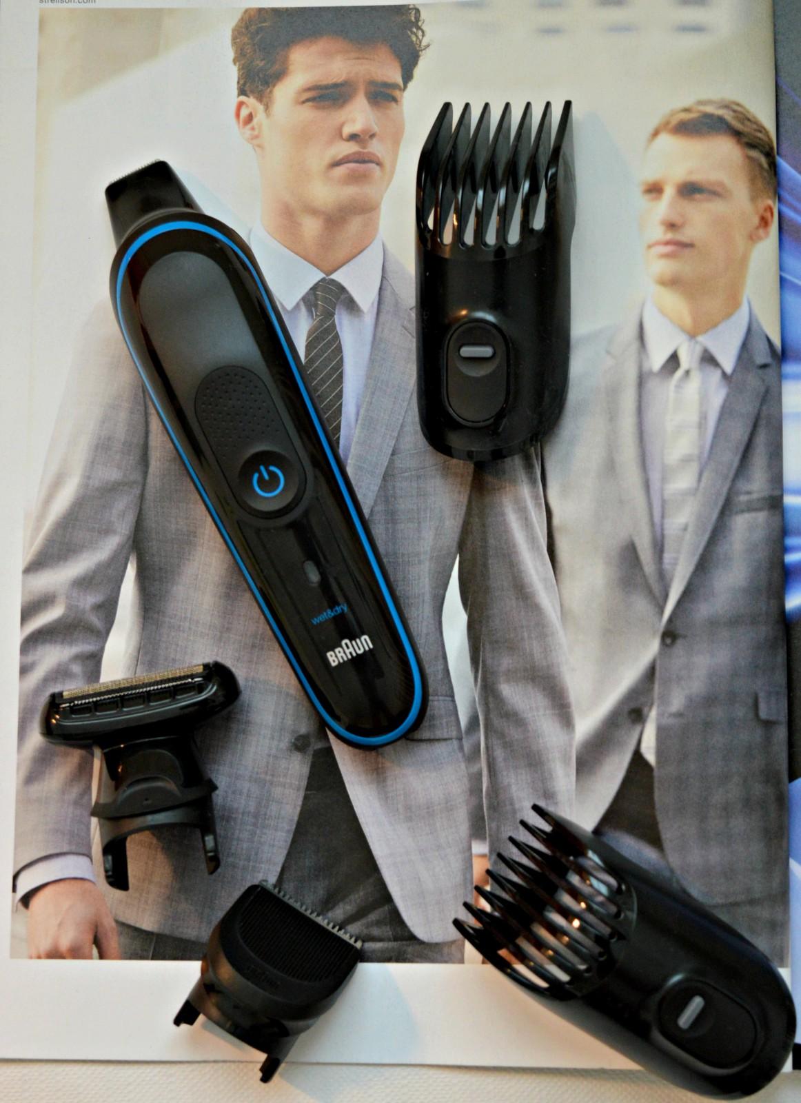 Braun multi grooming set