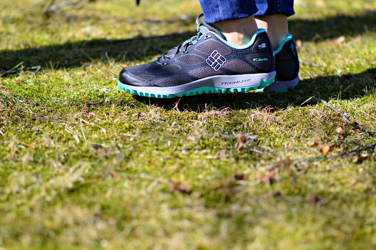 Women's Conspiracy™ IV Outdry Trail Shoe / currently wearing