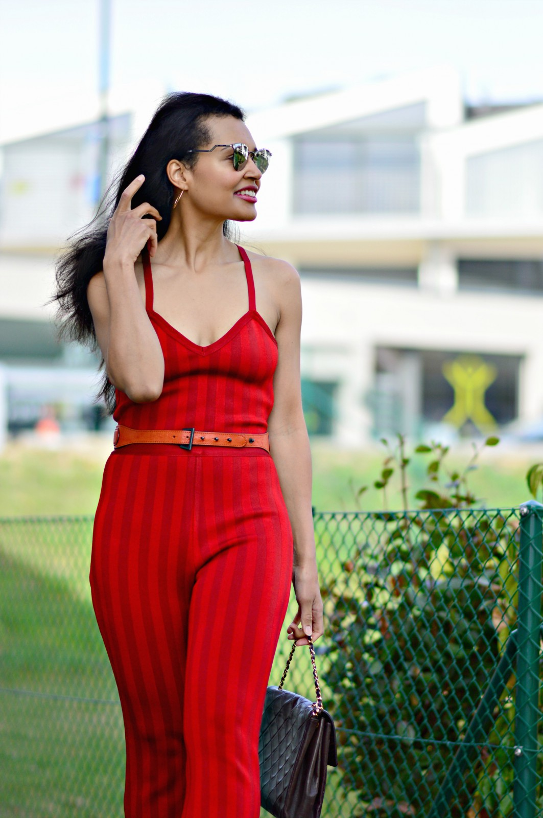 Red bandage suit_Kewl shop_swiss fashion blogger