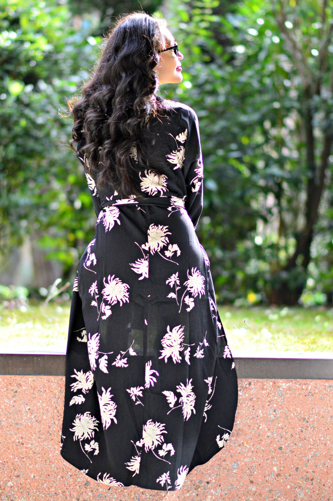 beautiful flower printed summer dress_swiss fashion blog_currently wearing/blog mode suisse