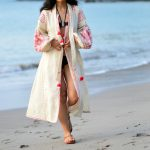 Beautiful Embroidered Dress for Bohemian Summer
