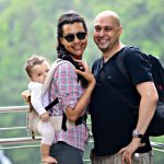 Hiking to La Fortuna Waterfall