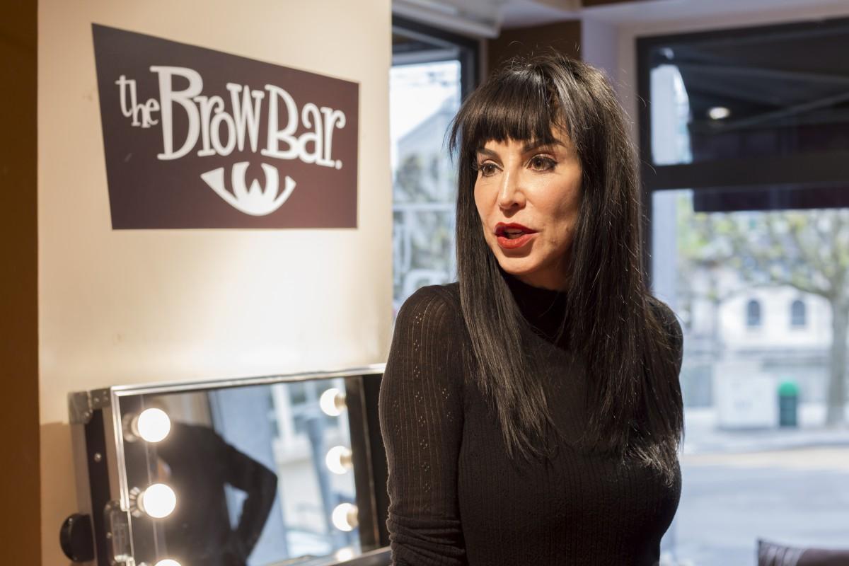 Tonya Crooks/The Brow Bar Geneva