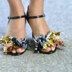 Video Tutorial: African Wax Print Heels