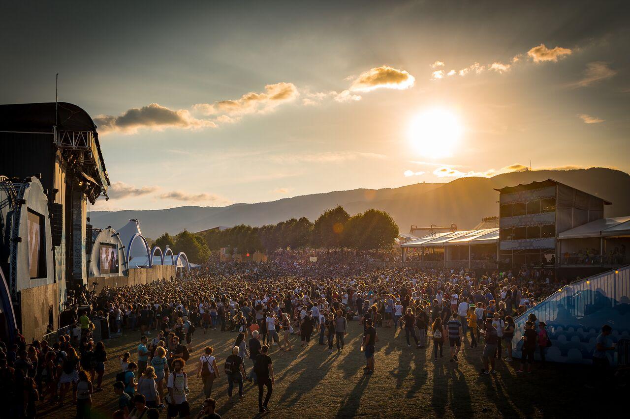 Paleo Festival nyon 2017