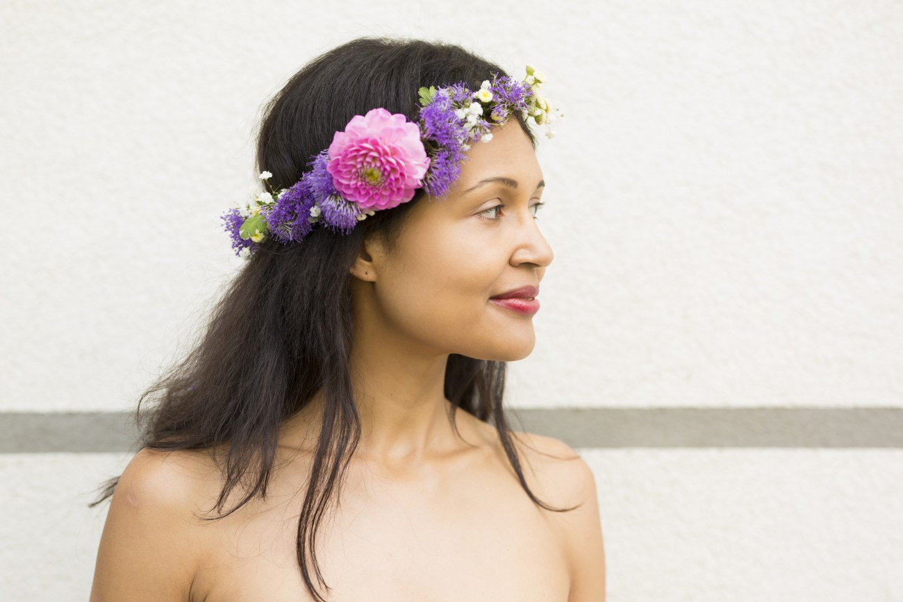 DIY Flower Crown Summer Must Have Currently Wearing