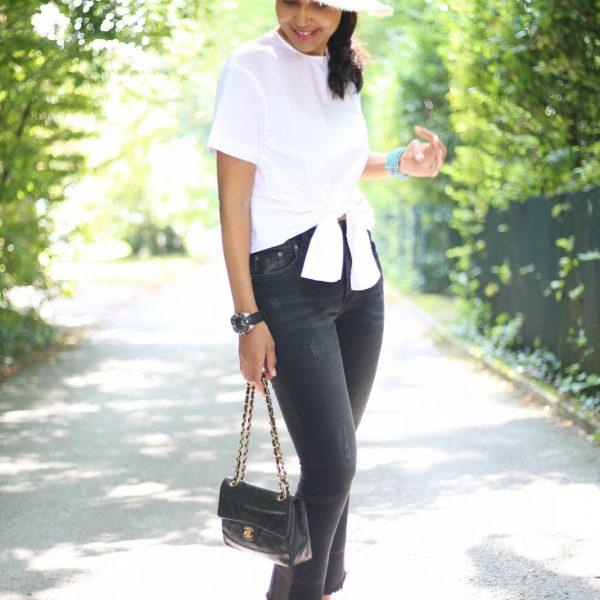 Tissot/Black Watch/Swiss fashion blog
