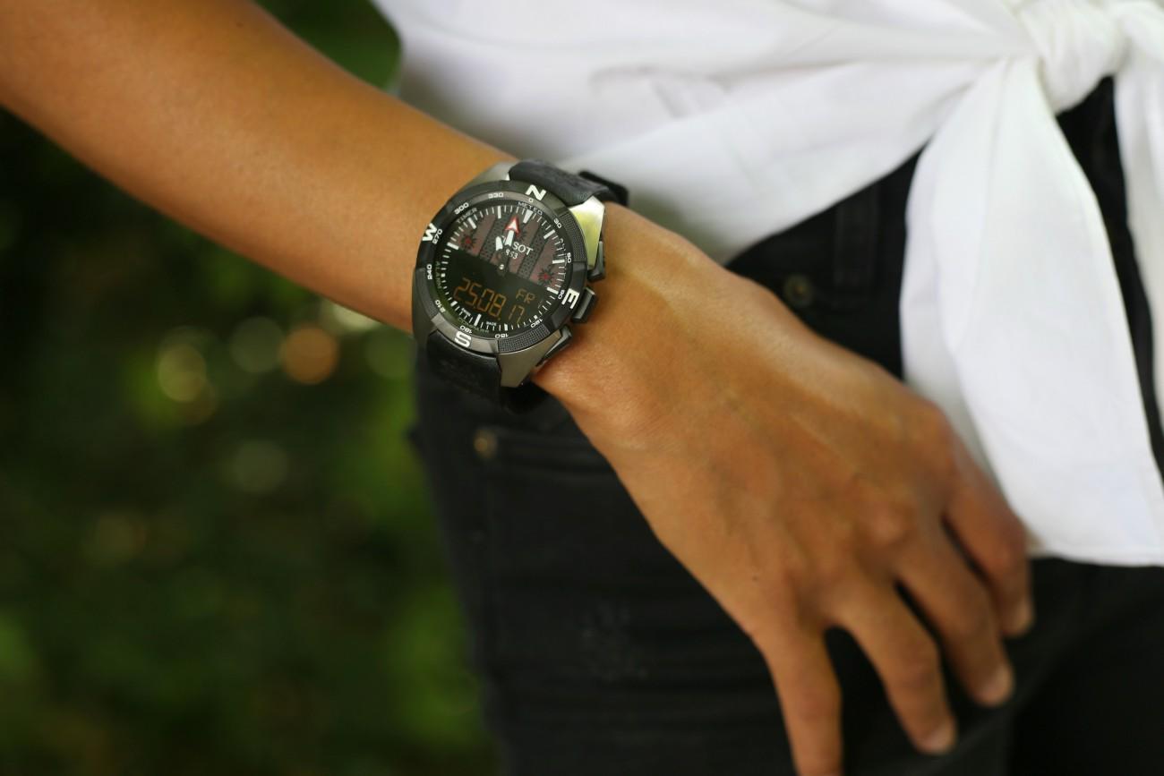 Tissot/beautiful Watch/Currently Wearing