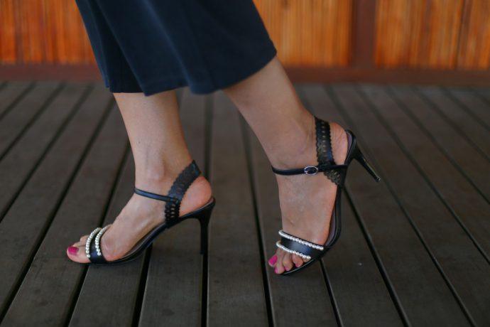 DIY Pearl heels/currently wearing