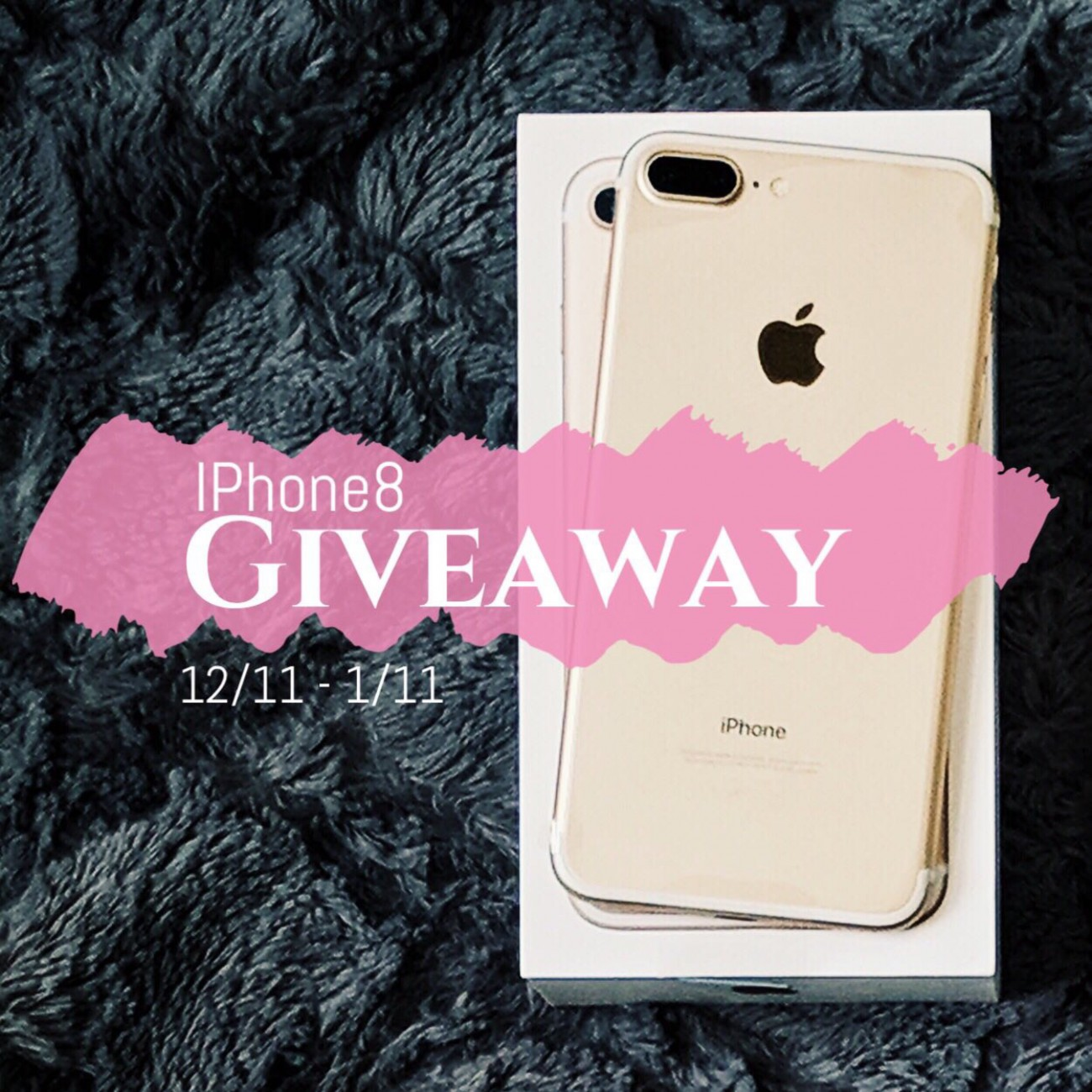 Iphone8 Giveaway
