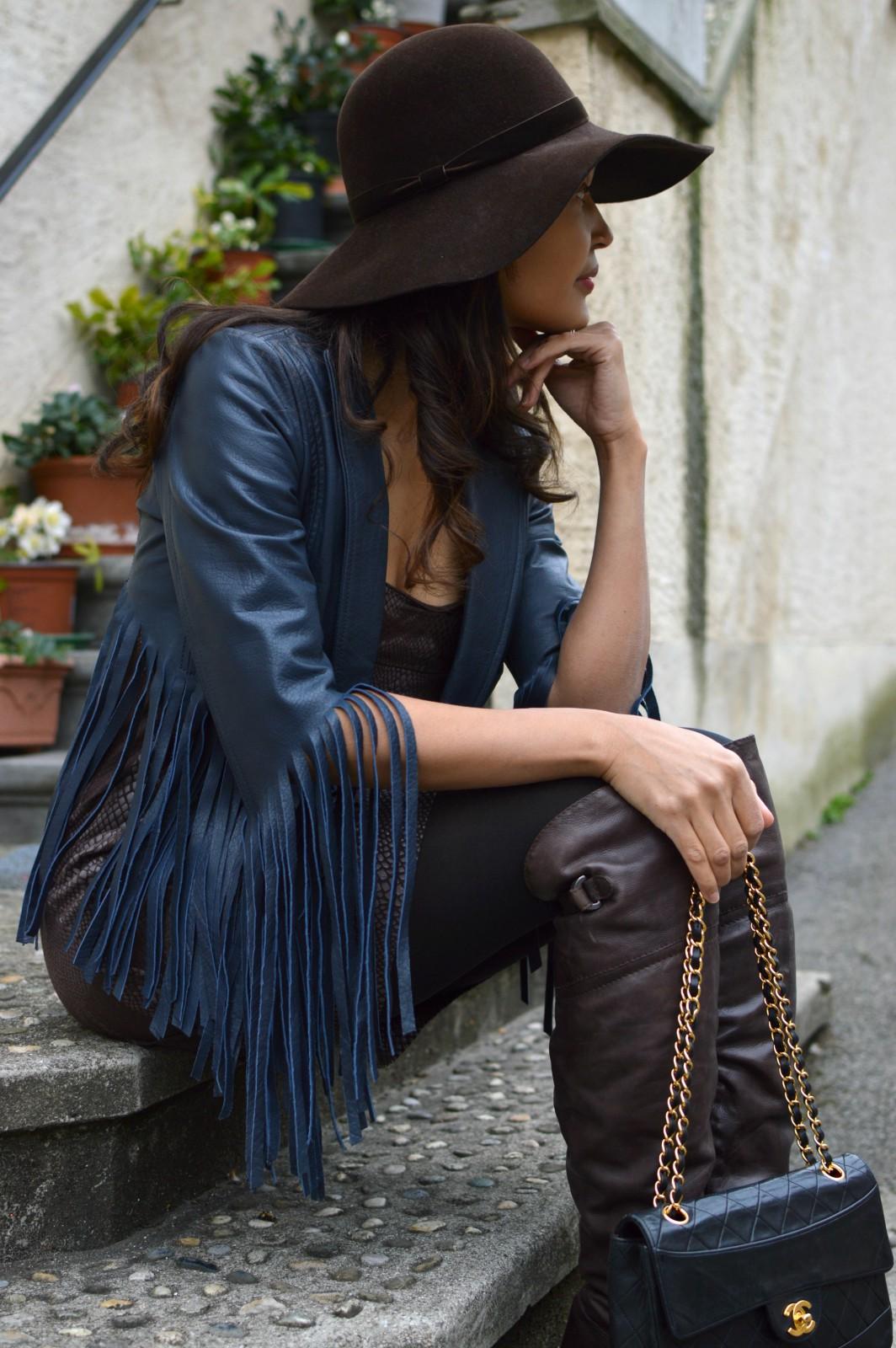 By Vanja Jocic_floppy felt hat_currently wearing fashion blog
