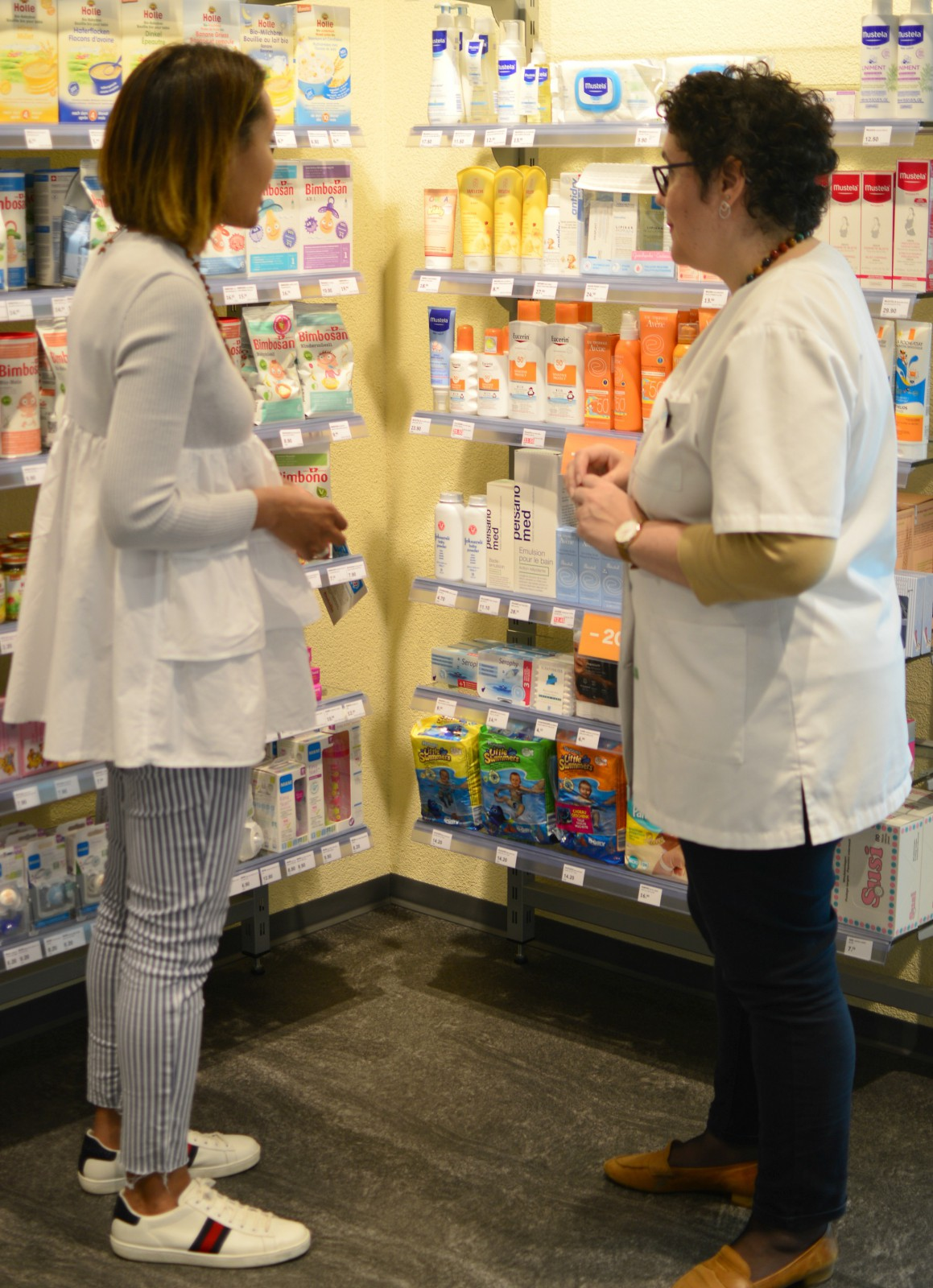 Coop Vitality Pharmacy/ Currently Wearing/ Swiss Fashion Blog/ Sunscreen
