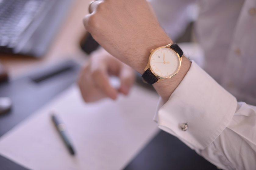 88 Rue de Rhone, Swiss Made watch,Currently Wearing Presents