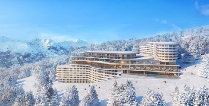 le club med les arcs panorama/currently wearing/swiss blog
