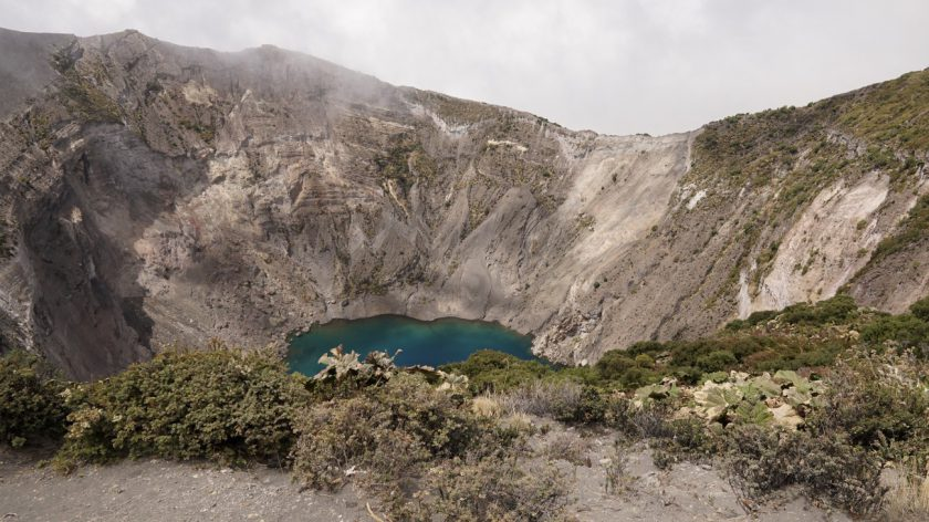 Irazu Volcano,Diego de la Haya,costa rica volcanoes,swiss blog