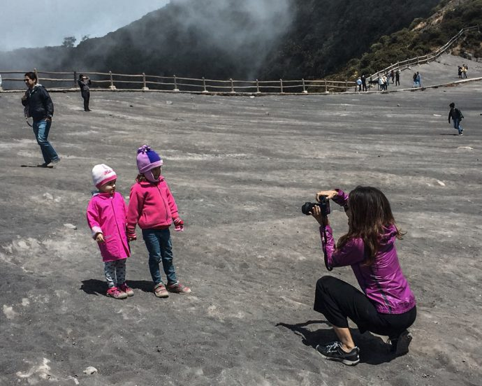 Irazú Volcano National Park/Costa Rica/holiday Costa Rica/swiss filmmaker/currently wearing presents
