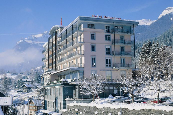Hotel Belvedere Grindelwald/currently wearing swiss blog/Grindelwald