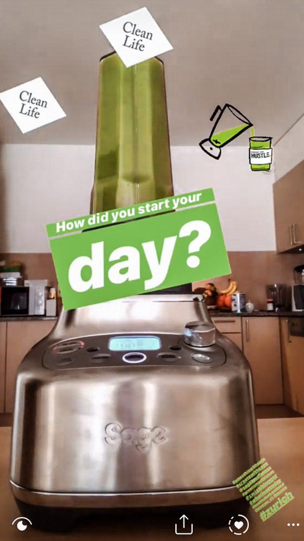 sage super q_the best blender_green smoothie_miri ramp
