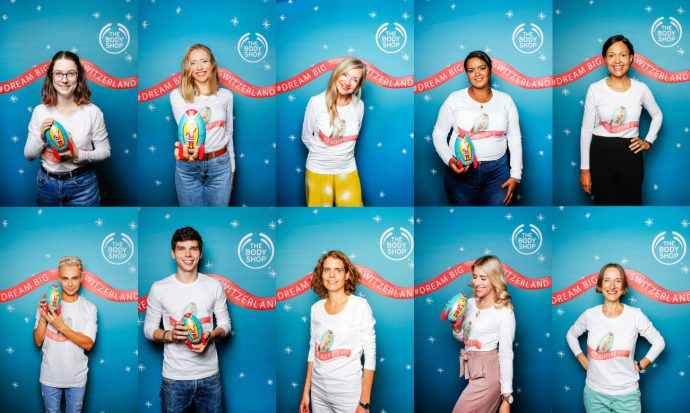 The Body Shop Switzerland Campaign_Dream Big Campaign_Currently wearing_Swiss Blog