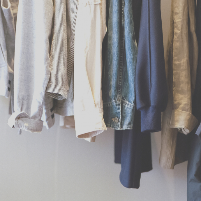 BUILD A CAPSULE WARDROBE with me: how to choose coats and jackets+ peek into how I sell clothes
