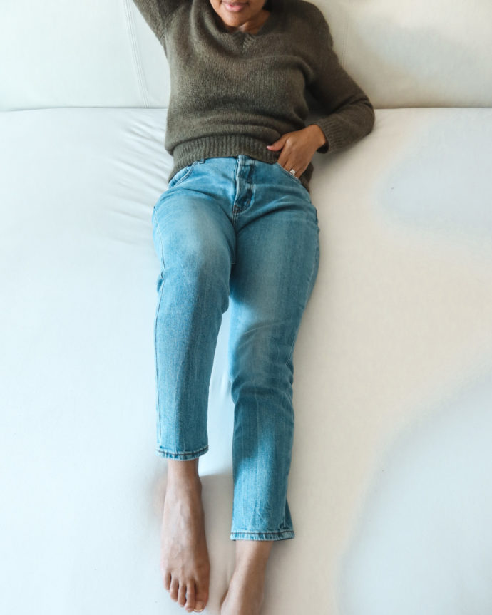 Choose Jeans Sustainably -currently wearing-swiss sustainable blog