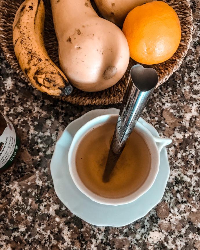 Eco-friendly tea - loose leaf tea -swiss sustainable blog-zero-waste tea