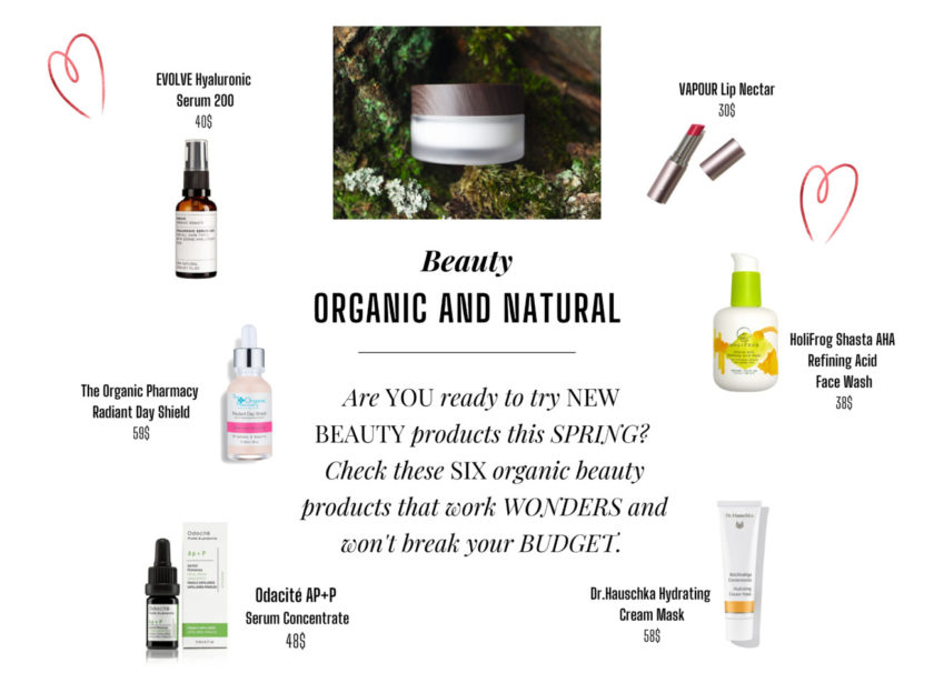 6 Organic Beauty Products That You Must Try Now-currently wearing-sustainable beauty brands