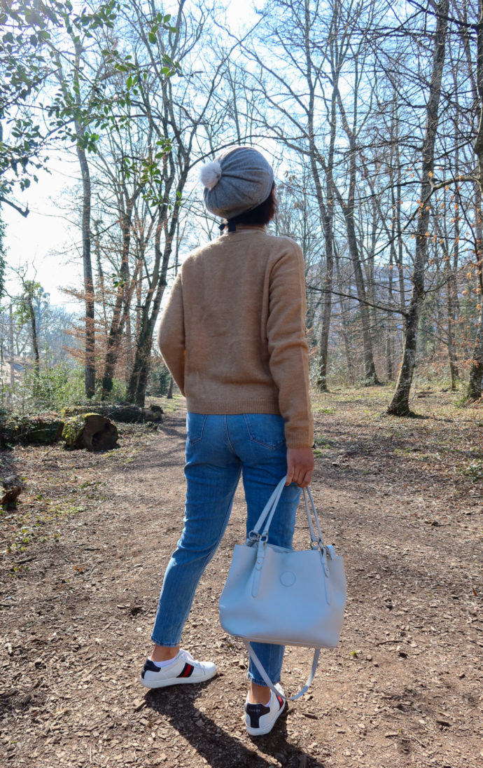 How to Choose Sustainable Chic Sweaters This Spring-currentlywearing-miriam ramp -swiss blog-2