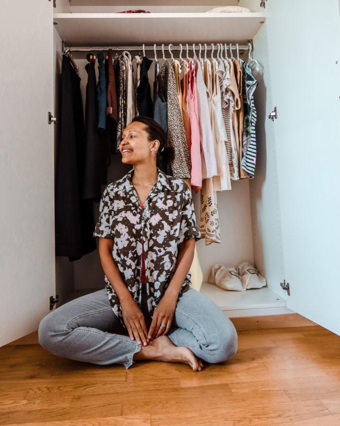 create Sustainable Summer Capsule Wardrobe-currently wearing-sustainable swiss blog 2021